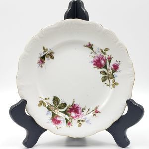 Vintage Cherry China Decorative Plate